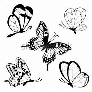 Dessin Facile Papillon :  ~ Melissatoandfro.com Idées de Décoration