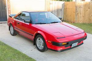 1985 Toyota Mr2 For Sale On Bat Auctions