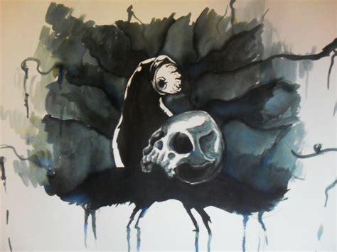 Raven Skull By Rymanz On Deviantart