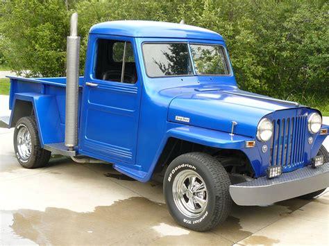 willys truck classic trucks    models jeep pickup willis truck jeep