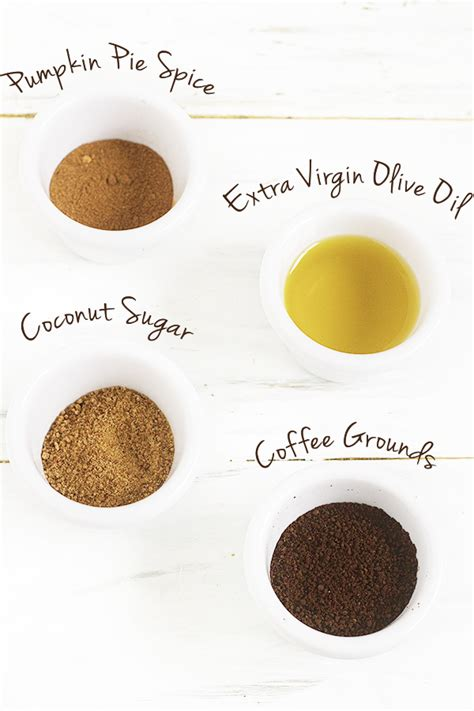 We recommend adding a little bit of sugar to make your scrub slightly more abrasive. DIY Pumpkin Spice Latte Coffee Lip Scrub - Diary of an ExSloth