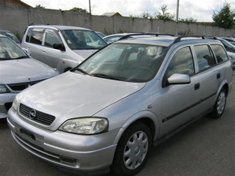 vauxhall astra 2001 2001 opel astra caravan pictures for sale