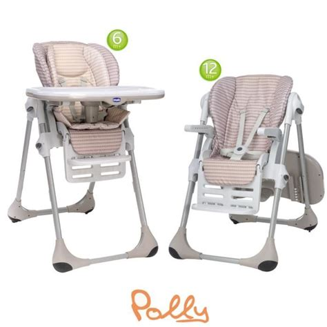 chaise chicco 3 en 1 chicco chaise haute polly 2 in 1 dune dune achat vente