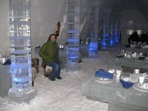 The Biggest Snow Fort - SnowCastle of Kemi | All The World ...