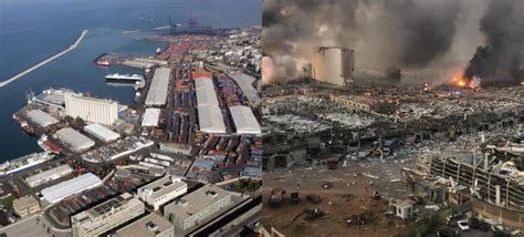 The Beirut Blast Was Caused by 2,750 Tonnes of Ammonium ...