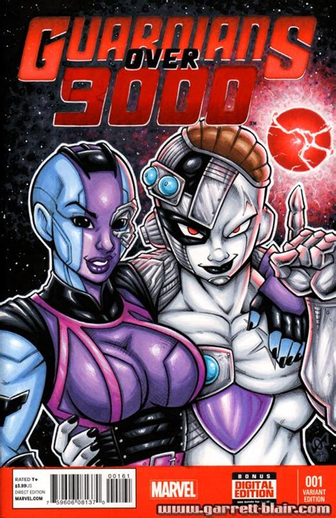 Nebula Sexy Comic Book Cover Nebula Porn And Pinups