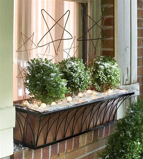Outside Window Sill Planter by 44 Best Hangers Upcycle Reuse Recycle Repurpose Diy