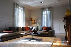 Salon Decoration Interieur Design En Image