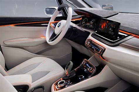 Bmw Concept Active Tourer First Look  Aa Cars