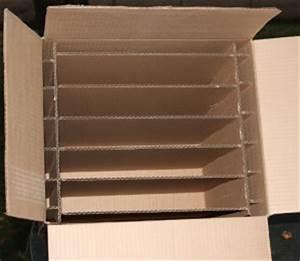 Ranger les papiers 30x30 : un meuble en carton