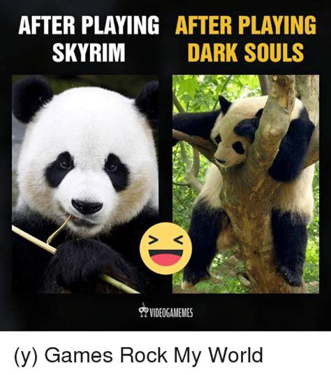 Memes After Dark - 25 best memes about skyrim dark souls skyrim dark souls memes