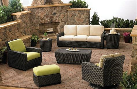 Outdoor Furniture : Contemporary Outdoor Furniture With Simple Design To Have