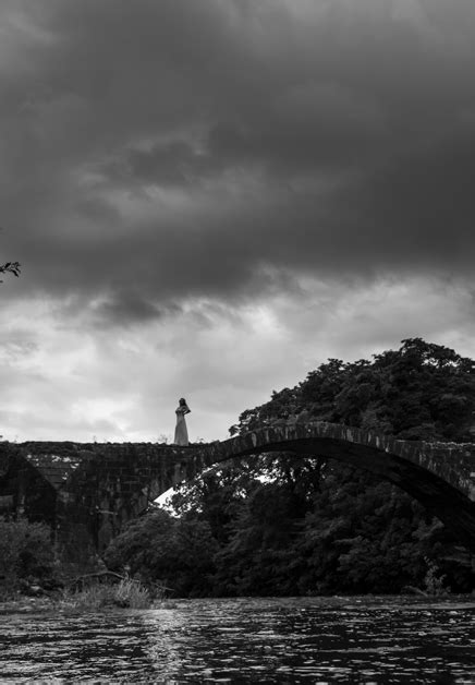 Fun At Cromwells Bridge – Swirly Magnolia