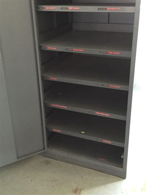 Used Vidmar Cabinets Houston by Sale Storage Cabinets 5 24 Quot To 30 Quot Wide And