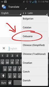 Google Translate in Cebuano – Gadget Pilipinas