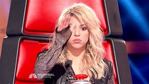 Shakira Photos Photos - The Voice Season 4 Episode 4 - Zimbio