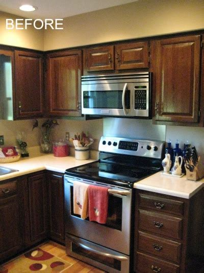Before And After Kitchen Soffit Removal by Project Spotlight Kitchen With An Open Floor Plan