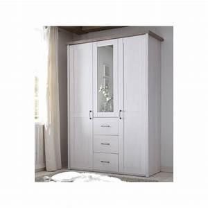 Kleiderschrank Pinie Weiß : kleiderschrank lebbie ii pinie wei tr ffel ~ Orissabook.com Haus und Dekorationen