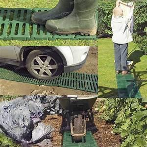 Allée De Jardin Pas Cher : chemin potager en plastique recycl 3m all e chemin ~ Premium-room.com Idées de Décoration
