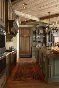 davausnet idees cuisine traditionnelle moderne avec With idee deco cuisine avec magasin meuble rustique