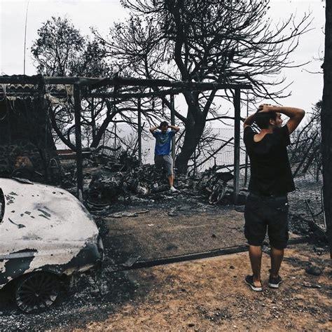 Consiglio Dei Ministri Di Oggi by Incendi In Grecia 86 Morti Esaminati Tutti I Resti Oggi