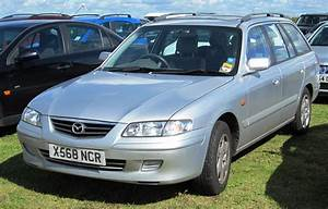 2000 Mazda 626 - Information And Photos