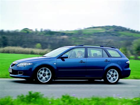 2007 Mazda 6 Wagon For Sale