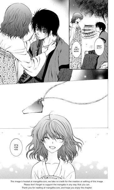 akatsuki  yona volume  chapter  akatsuki  yona