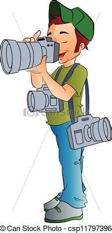 12144 professional photographer clipart eps vectors of professional photographer illustration