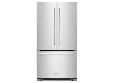 Kitchenaid Refrigerator Reliability by Kitchenaid Krff305ess Refrigerator Consumer Reports