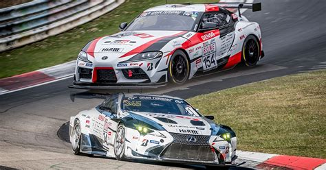 TOYOTA GAZOO Racing Takes on the Challenge of 24 Hours of ...