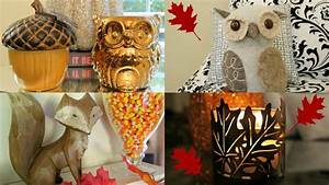 Decorate Your Room For Fall ~ Fall Room Decor Ideas - YouTube