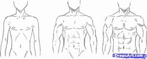 How to Draw Manga Males, Draw Anime Males, Step by Step ...