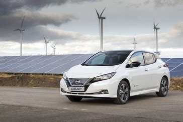 What Electric Car Has The Best Range by Nissan Leaf Named Best Electric Car At 2018 What Car Awards