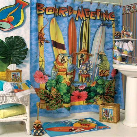 tropical themed bathroom 30 playful and colorful kids bathroom design ideas