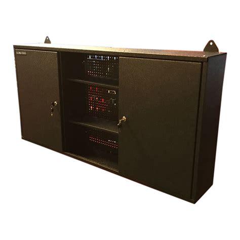Tool Storage Cupboard by 176 Us Pro Tools Black Rack Metal Garage Storage Cupboard