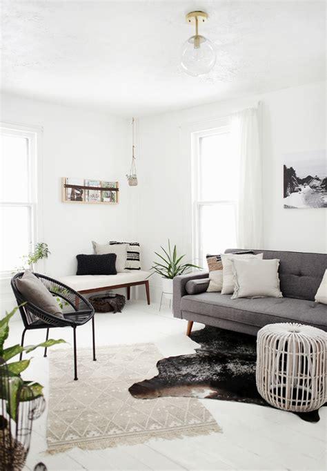 minimal living room  merrythought