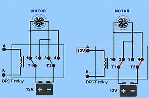 Dpdt Relay Wiring Diagram Basic : spdt relay and dpdt relay electronics projects circuits ~ A.2002-acura-tl-radio.info Haus und Dekorationen
