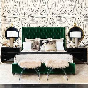 Green, Bedroom, Ideas, That, Will, Refresh, The, Space