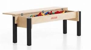 Banc Coffre A Jouet : banc coffre jouet en bois ~ Teatrodelosmanantiales.com Idées de Décoration