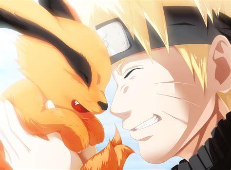 Anime Naruto Naruto Uzumaki Kurama Wallpaper