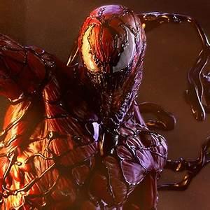 Carnage Marvel Face 97731   NOTEFOLIO