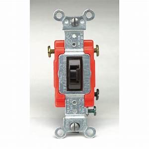 Leviton 20 Amp Industrial Grade Heavy Duty 3