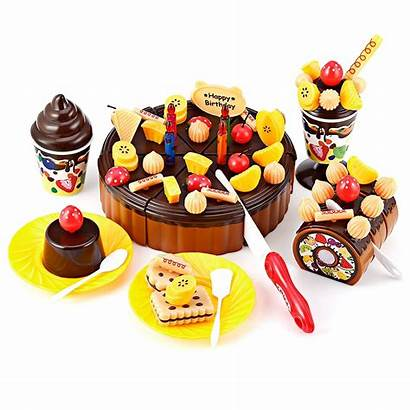 Play Cake Kitchen Diy Toy Birthday Toys