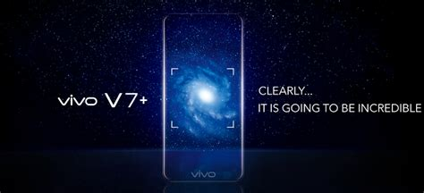 Vivo V7 Plus Going Beyond Borderless Widescreen For A Bezel-free Display?