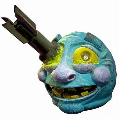 Fasnacht Fallout Mask Moonshine Mama 76 Moon