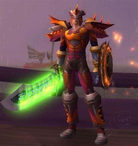 avengers battlegear item set world  warcraft