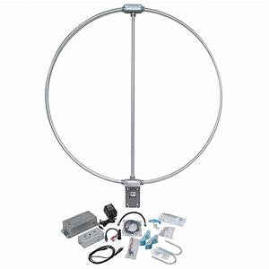 The Inlogis  Pixel Active Magnetic Loop Antenna Now Available Exclusively At Dx Engineering