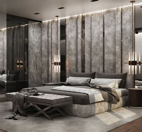 Bedroom Interior Design Magazine by Interior Design Of Contemporary Classic Bedroom By He D