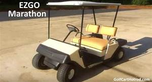 My Ezgo Marathon Golf Cart Goes Faster In Reverse Than Forward